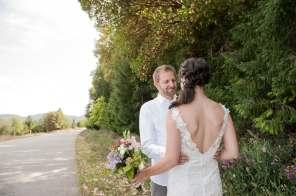 DIY garden rustic wedding-23