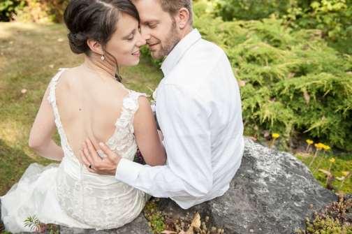DIY garden rustic wedding-37