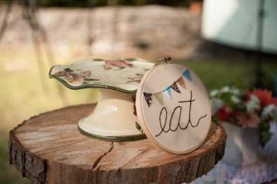 DIY garden rustic wedding-43