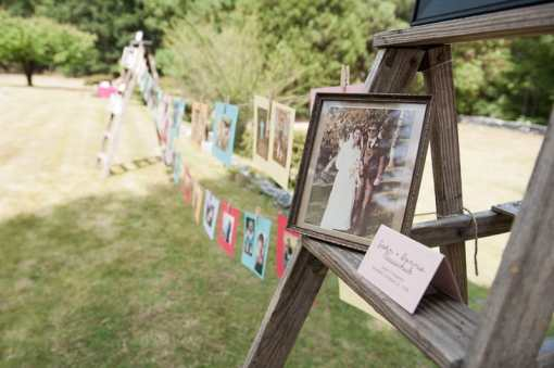 DIY garden rustic wedding-6
