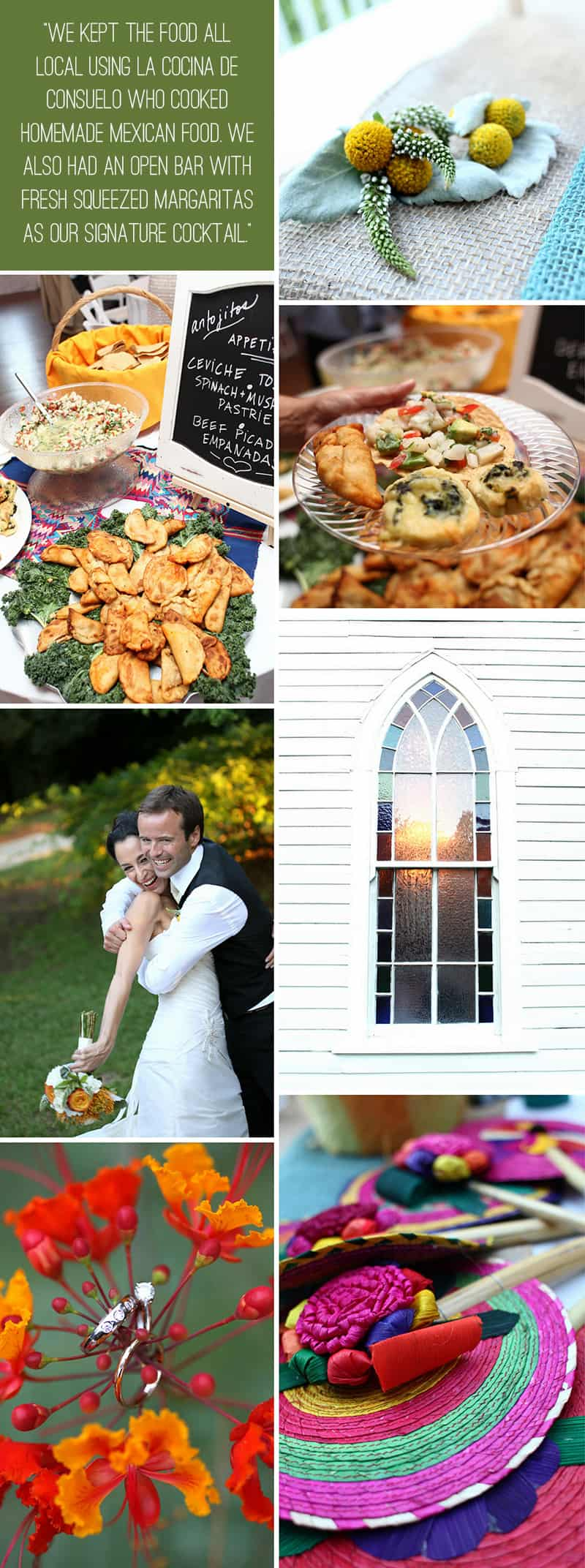 Mexican Themed wedding 5