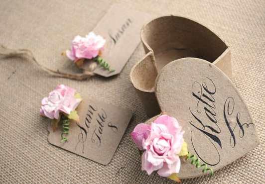 kraft-wedding-calligraphy-boxes
