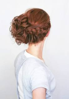 boho-braided-hairstyle Wonder Forest