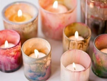colored-wedding-candles1