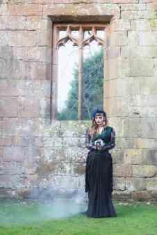 Gothic Styled Shoot-19