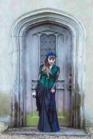 Gothic Styled Shoot-48