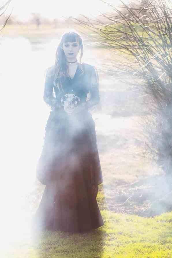 Gothic Styled Shoot-9