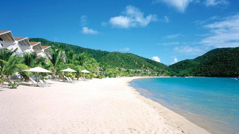 Carlisle Bay, Antigua - Unique Honeymoon Ideas