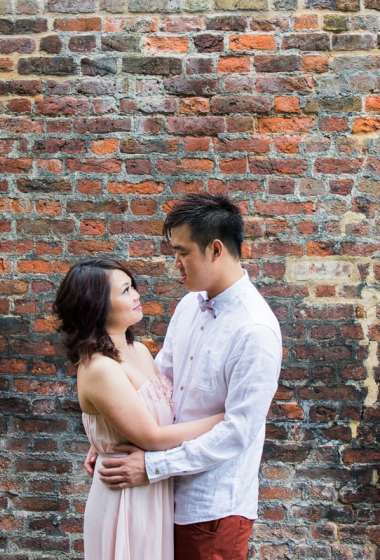 Cute Quirky Engagement Shoot Valentines Park-2