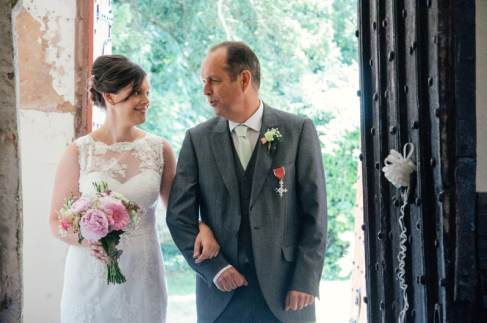 A Festival Country Wedding in Somerset 29