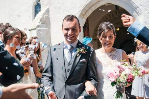 A Festival Country Wedding in Somerset 31