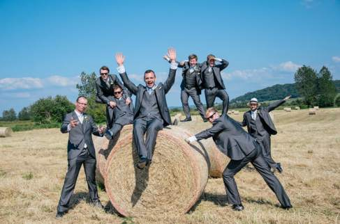 A Festival Country Wedding in Somerset 65