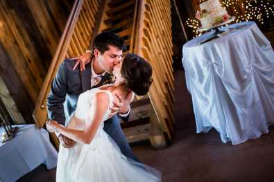 A Rustic Country Romantic Apple Orchard Barn Wedding Indiana 63