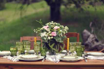 Irish St Patricks Day Styled Wedding Shoot 13