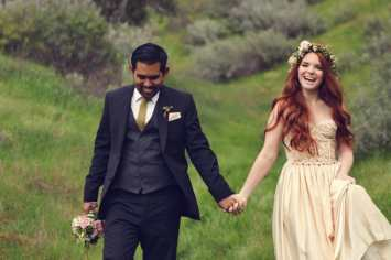 Irish St Patricks Day Styled Wedding Shoot 5
