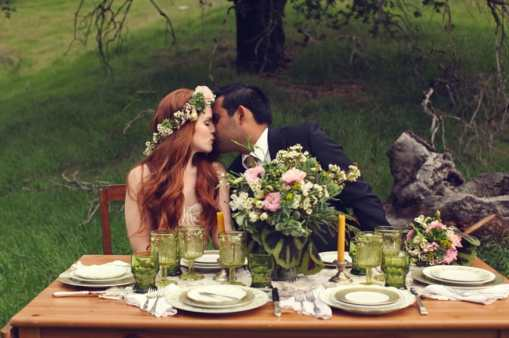 Irish St Patricks Day Styled Wedding Shoot 50