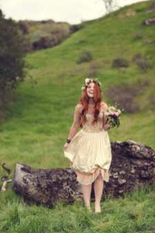 Irish St Patricks Day Styled Wedding Shoot 58