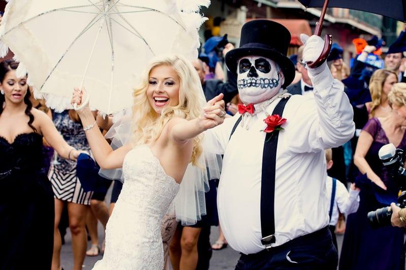 New Orleans Wedding, second line wedding parade, brooch bouquet, diy wedding invitations, masquerade_-56