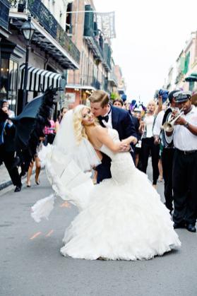 New Orleans Wedding, second line wedding parade, brooch bouquet, diy wedding invitations, masquerade_-59