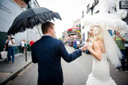 New Orleans Wedding, second line wedding parade, brooch bouquet, diy wedding invitations, masquerade_-67