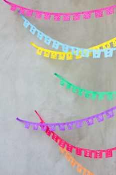 Paper Picado DIY