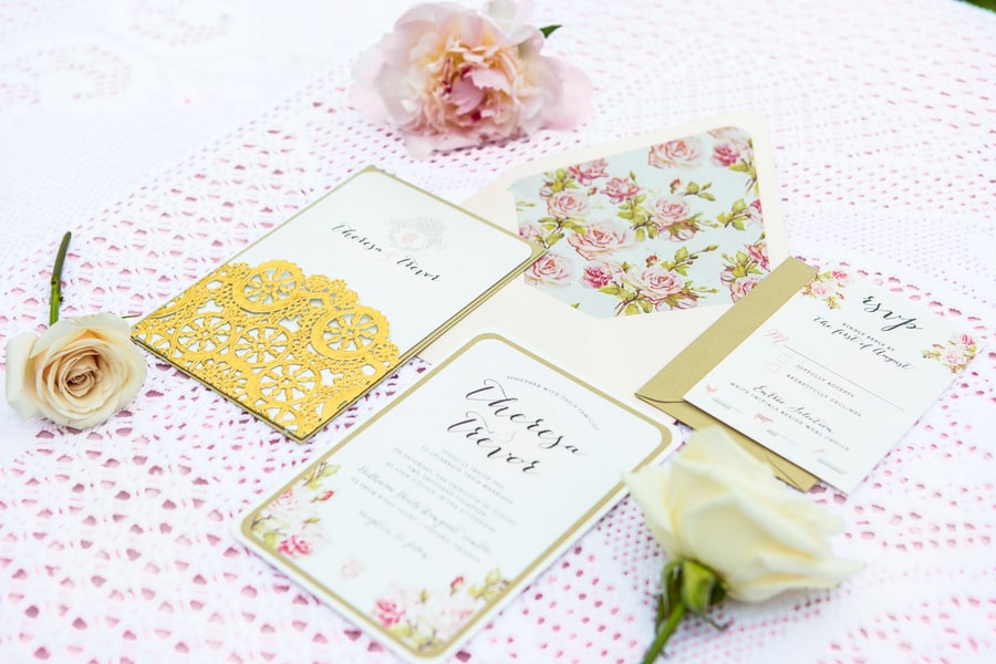 Romantic Blush Pink Styled Shoot Blushing Bride peach colour scheme 12