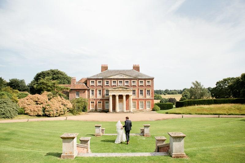 A Vintage English Country Garden Wedding