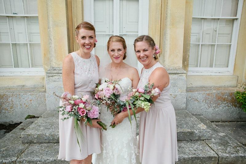 A Small English Country Garden Wedding