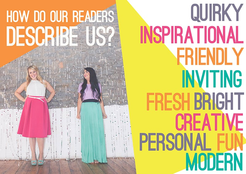 What Our Readers Say Bespoke Bride Media Kit