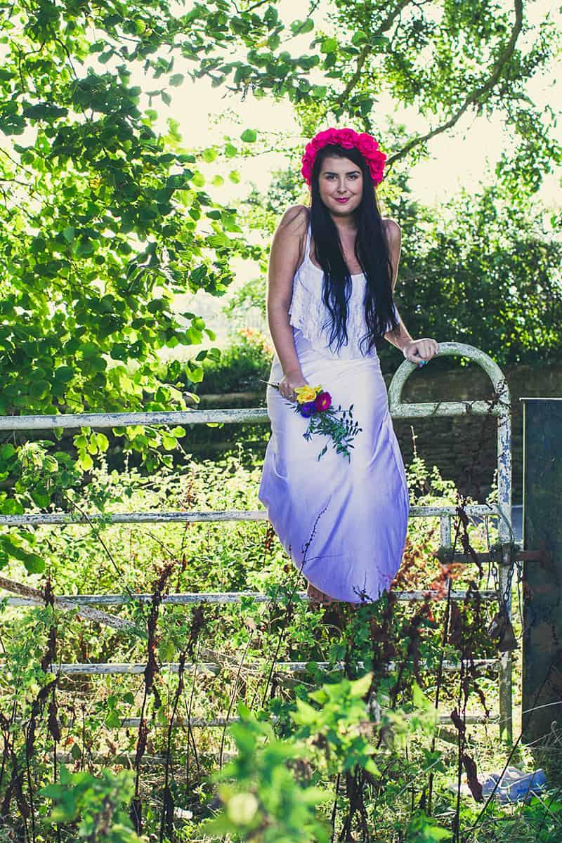 DIY Ombre Wedding Dress Tutorial-5