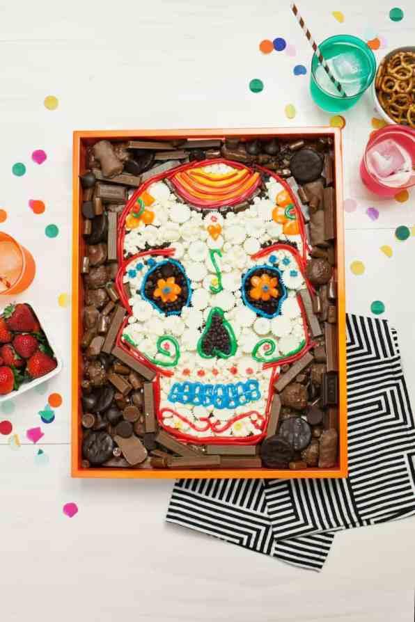 Halloween Skull Candy