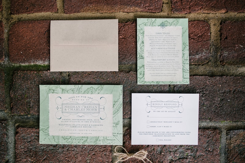 A Carefree & Romantic Rustic Wedding (1)