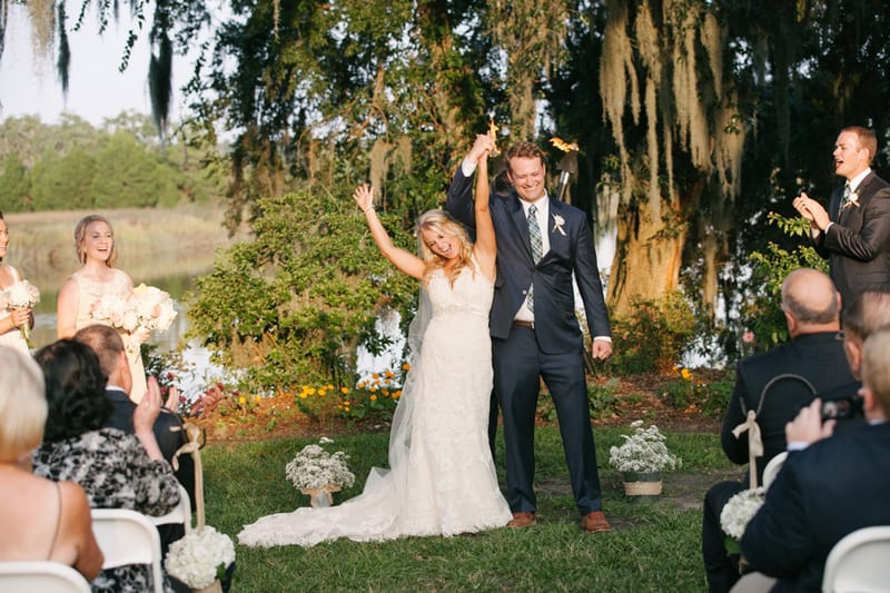 A Carefree & Romantic Rustic Wedding (29)