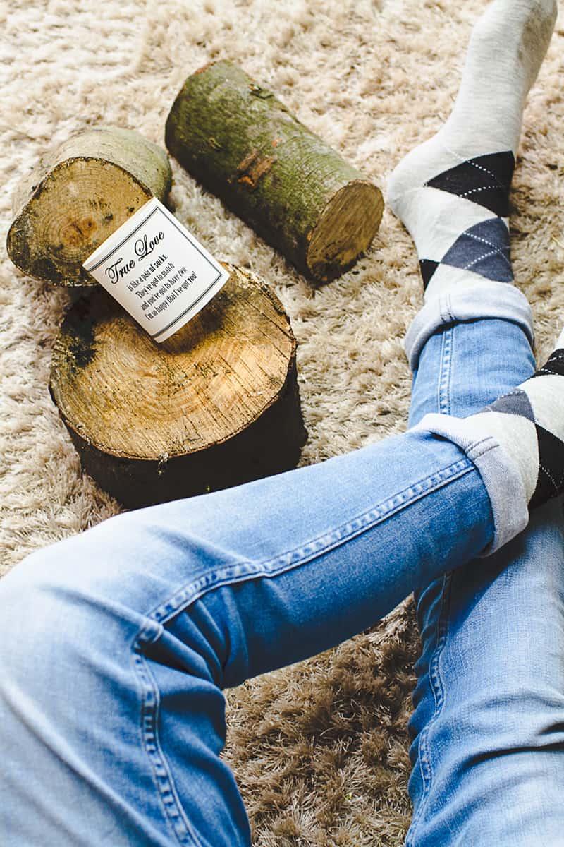Cute n Crafty Groomsmen Gift Socks-11