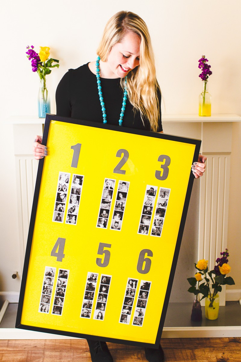 DIY Photo Seating Plan with Madesquare-5