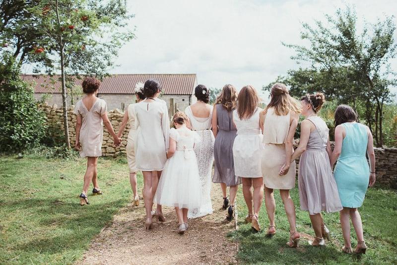 Folly farm wedding by Liron Erel 0068