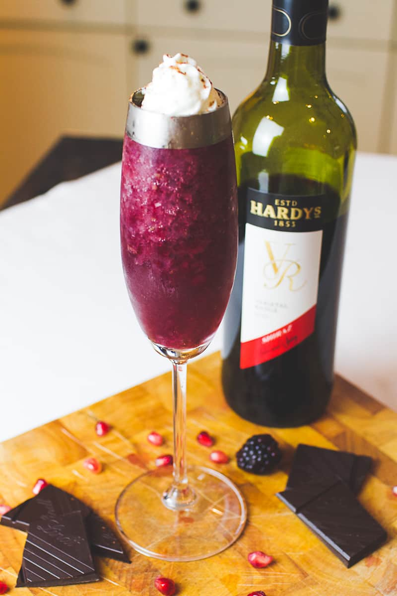 Red Wine Cocktail Recipe-2