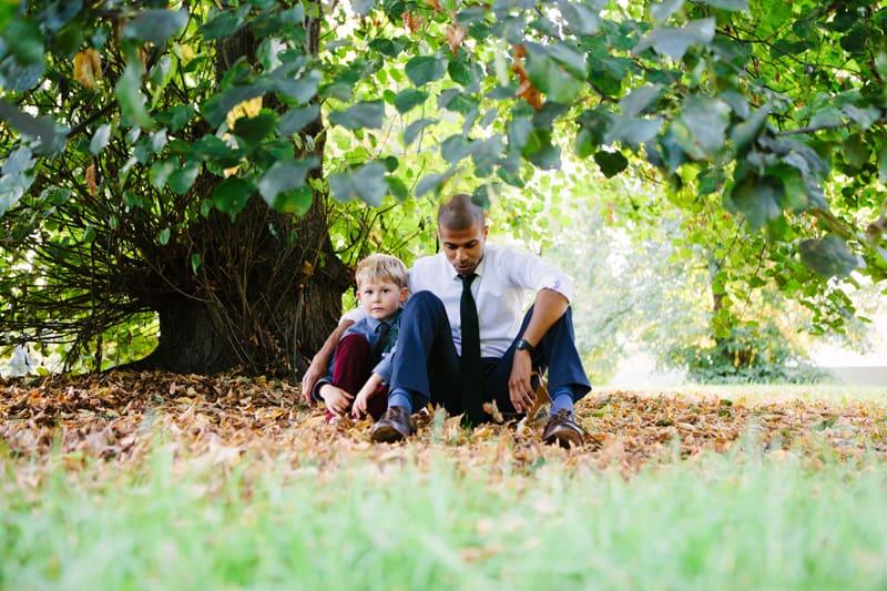 Stylish, Intimate Family Picnic Wedding (27)