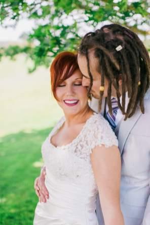 Succulent Laid Back Wedding 6