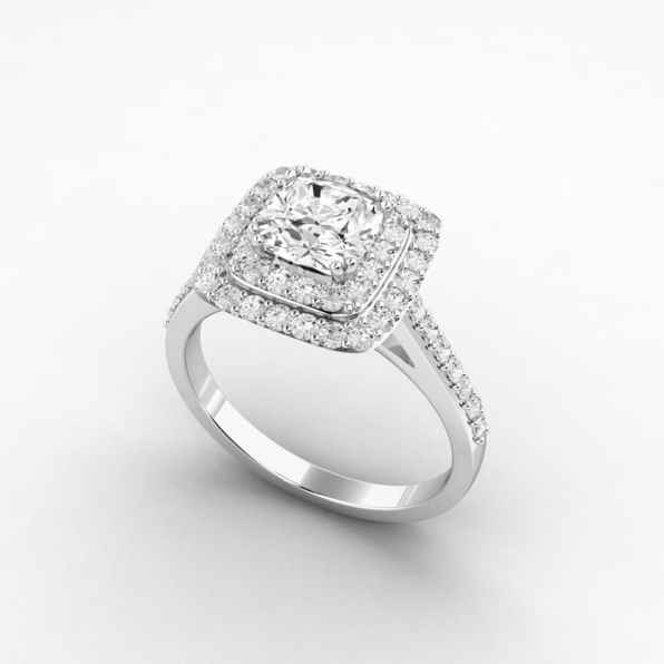 The Diamond Ring Company Bespoke Engagement Ring