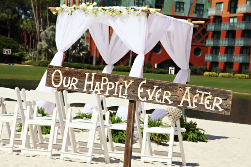 A Disney Wedding in Orlando Stephanie Dreams Blog (12)