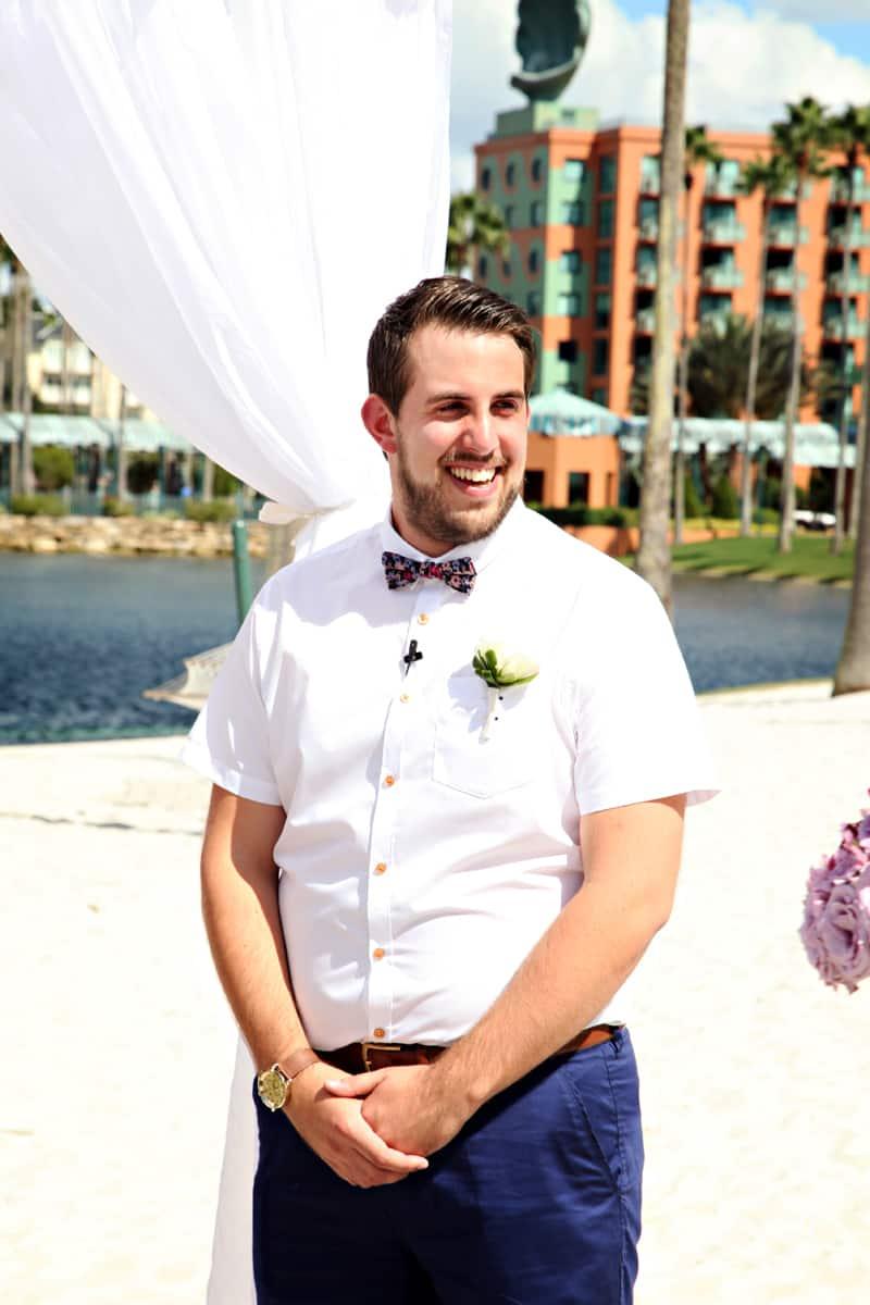 A Disney Wedding in Orlando Stephanie Dreams Blog (14)