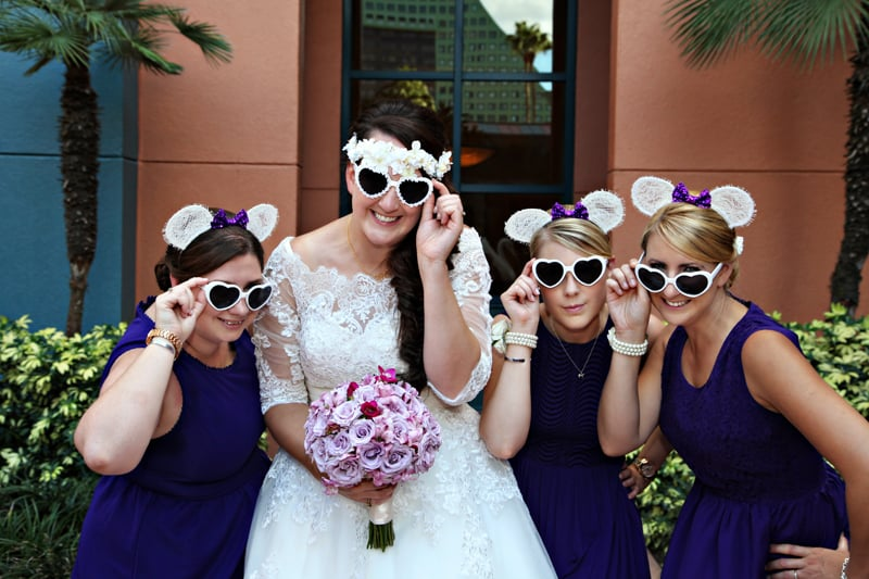 A Disney Wedding in Orlando Stephanie Dreams Blog (28)