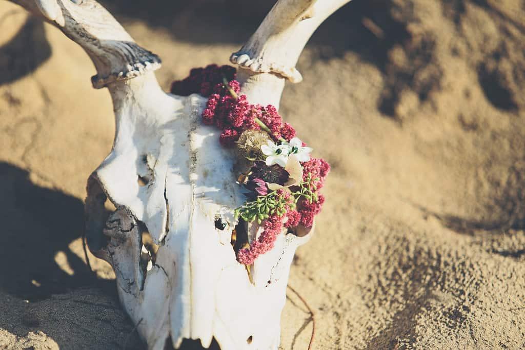 Bohemian Sequin Wedding Inspiration beach festival style 30