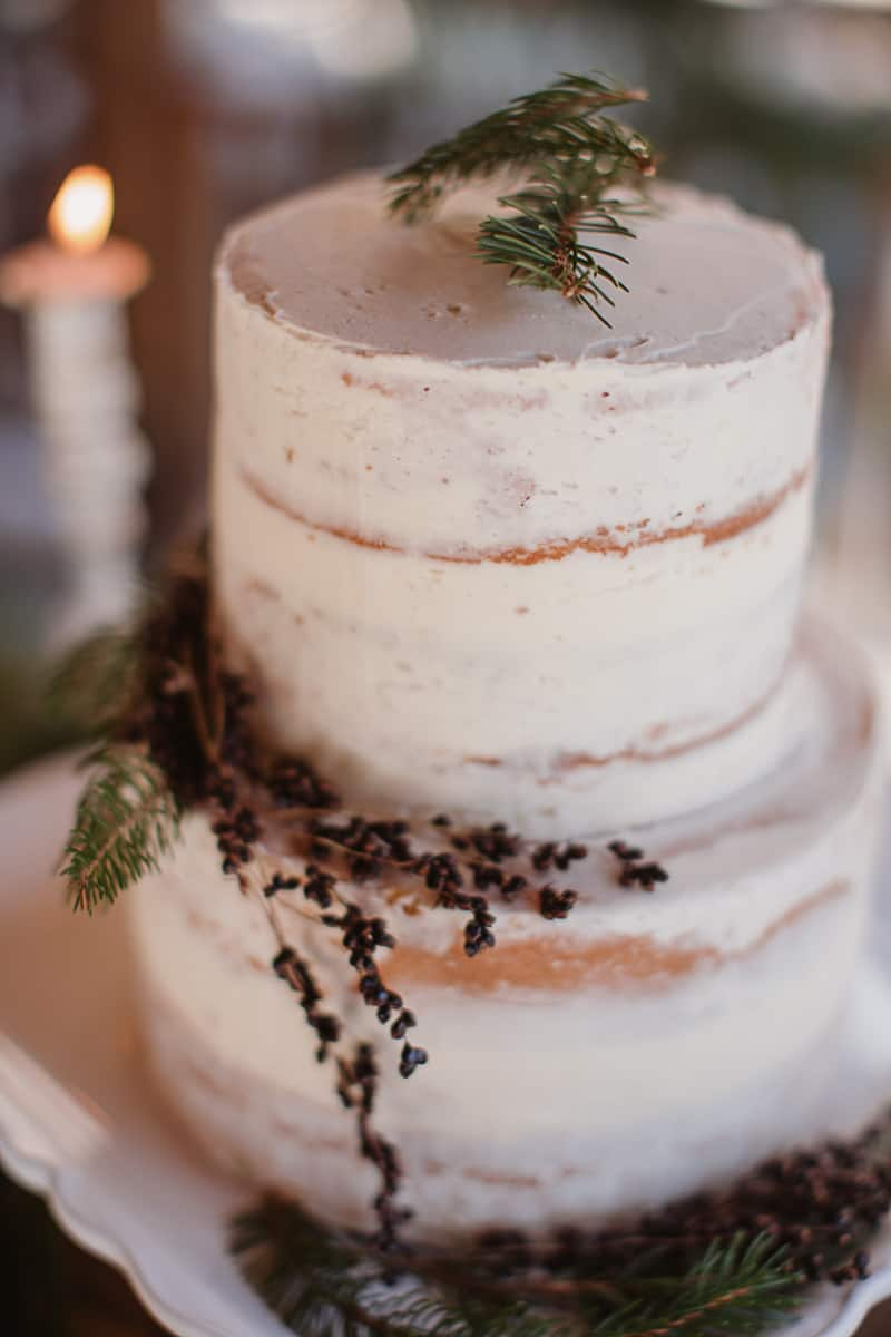 Christmas Bridal Brunch Log Cabin Hot Chocolate Festive Shoot-7