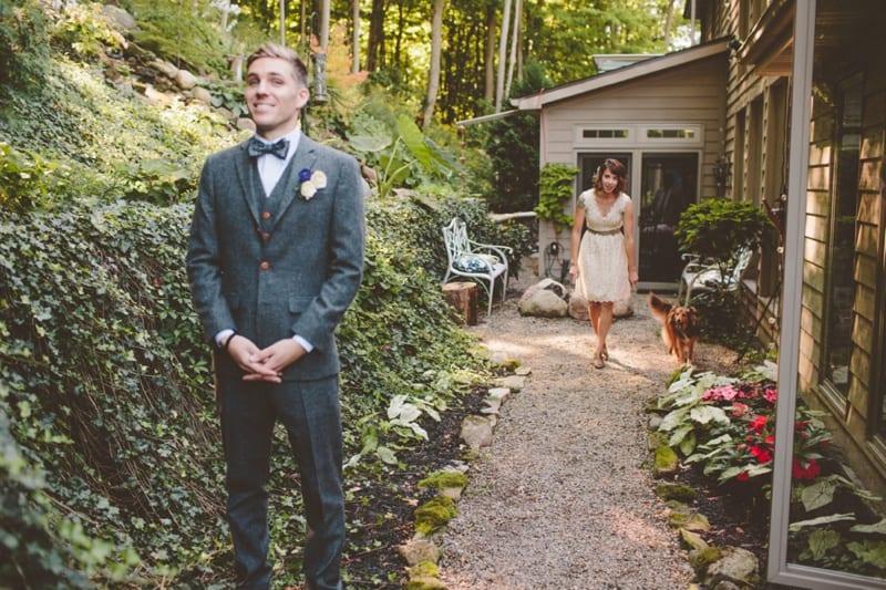 DIY Wedding Inspiration Rustic Cute 16
