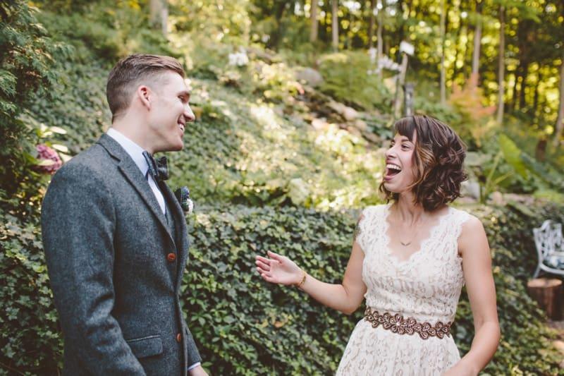 DIY Wedding Inspiration Rustic Cute 17