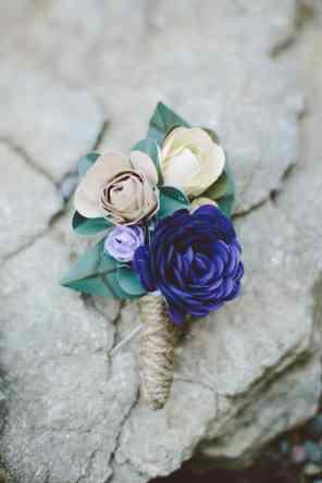 DIY Wedding Inspiration Rustic Cute 2