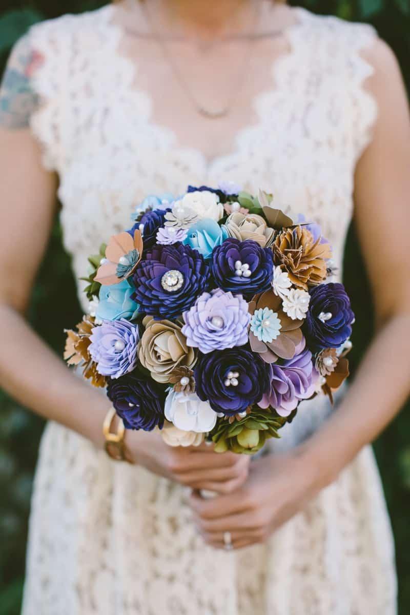 DIY Wedding Inspiration Rustic Cute 21