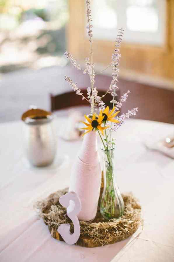 DIY Wedding Inspiration Rustic Cute 26
